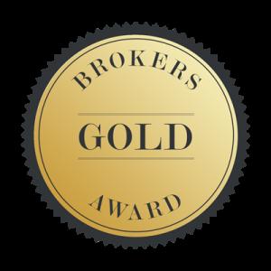 Brokers Award Gold